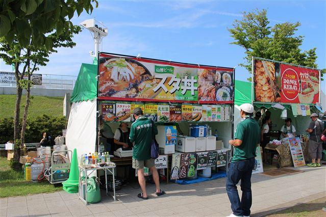 松本平広域公園球技場(アルウィン)