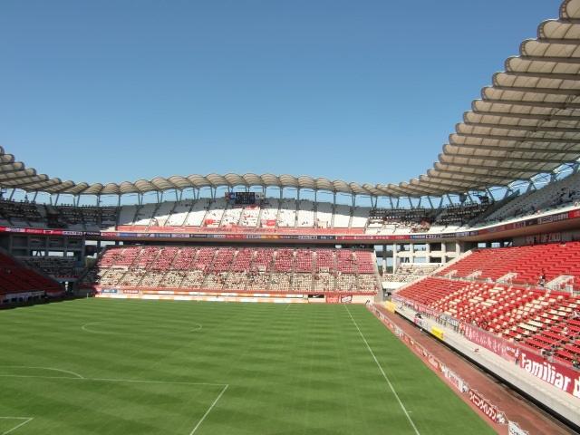 茨城県立カシマサッカースタジアム