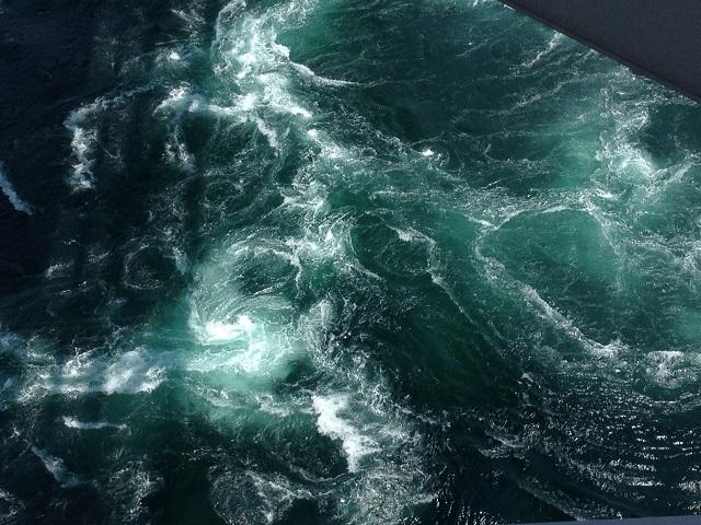 徳島・渦潮